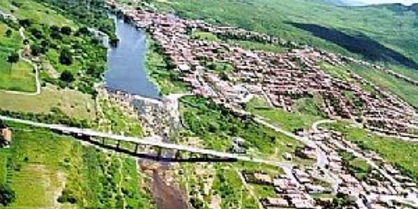 Jucás-CE-Vista aérea parcial-Foto:cidade-brasil.com.br