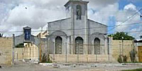 Igreja de Santa Terezinha-Foto:Zemakila