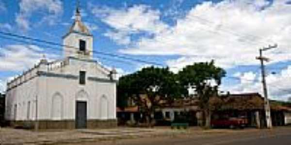 Igreja em Lagoa do Juvenal-Foto:Renato H P Braga