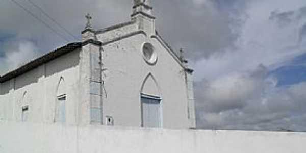 Pindoba-AL-Igreja da Divina Pastora-Foto:Sergio Falcetti