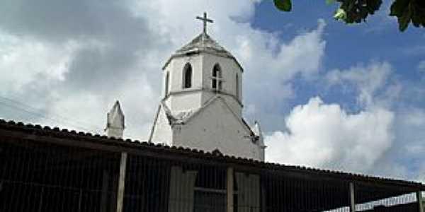 Pindoba-AL-Igreja de São José-Foto:Sergio Falcetti