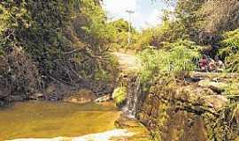Lameiro - Lameiro-CE-Cascata do Lameiro-Foto:diariodonordeste.