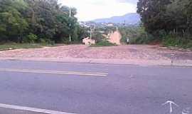 Lameiro - Lameiro-CE-Vista à partir da estrada-Foto:Rudy Alencar