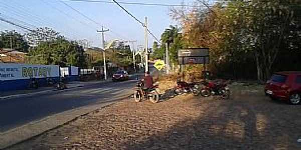 Lameiro-CE-Entrada do Distrito-Foto:Rudy Alencar