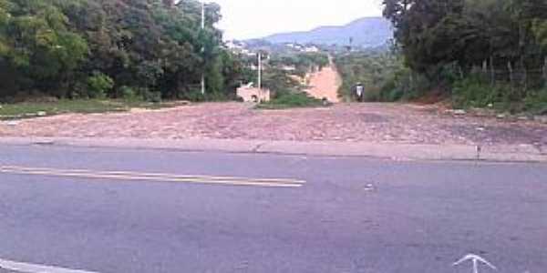Lameiro-CE-Vista à partir da estrada-Foto:Rudy Alencar