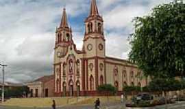 Lavras da Mangabeira - Igreja Matriz de São Vicente Ferrer-Foto:titi7419