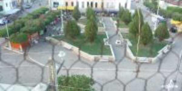 Praça de Mangabeira, Por Cicero