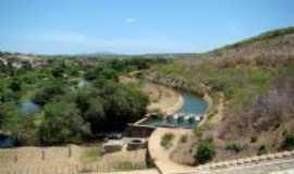 Lima Campos - Valvula e Canal de Irrigação Açude de Lima Campos Ce, Por Bete Maciel
