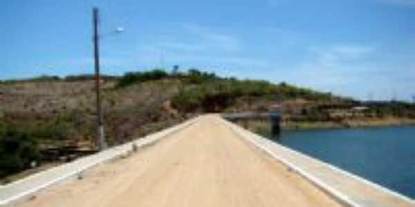 Barragem do Açude de Lima Campos Ce, Por Bete Maciel