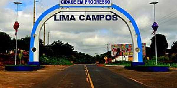 Imagens da cidade de Lima Campos - CE