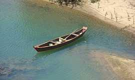 Piranhas - Piranhas-AL-Barco de pescadores-Foto:Gilton Goes