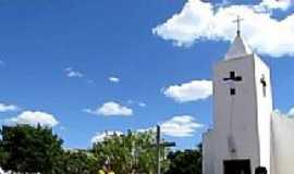 Logradouro - Logradouro-CE-Igreja do Santo Antônio de Pádua-Foto:Paróquia São Gonçalo do Amarante-Umari-CE