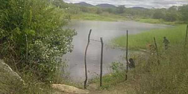 Macambira-CE-Açude de Macambira-Foto:gilmar frança