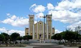 Madalena - Igreja Matriz-Foto:Ivo Dias