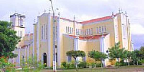 Igreja Matriz de N.Sra.da Conceição-Foto:Macílio Gomes