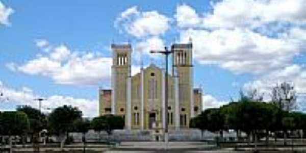 Igreja Matriz-Foto:Ivo Dias