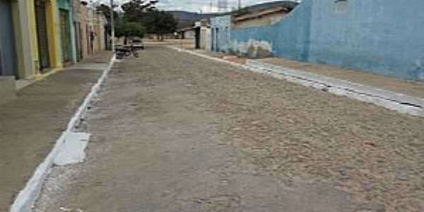 Major Simplício-CE-Rua do Distrito-Foto:radialistadeneslima.