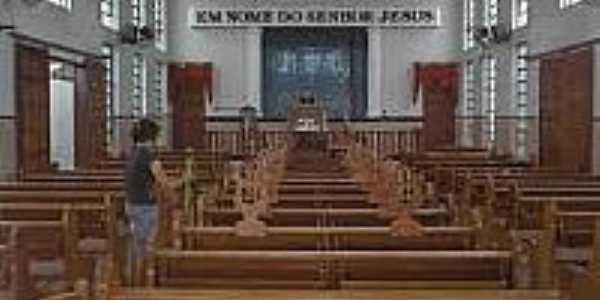 Interior da Igreja-Foto:congregacao.net