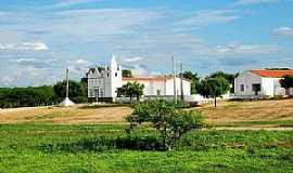 Manituba - Manituba-CE-Igreja Matriz-Foto:Facebook