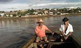 Mapuá - Travessia do Rio Jaguaribe-Foto:cavalcante5
