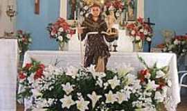 Mapuá - Altar da Capela de Santo Antonio-Foto:cavalcante5