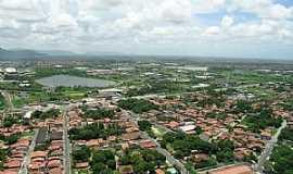Maracanaú - Vista aérea de Maracanaú, CE - por Florencio Queiroz
