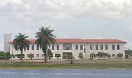 Maracanaú - Vista da frente do Liceu Estadual de Maracanaú - Por Fábio Eugênio