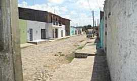 Maracanaú - Visão da parte inferior da Rua 8-Foto:Fábio Eugênio
