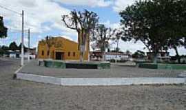Marco - Praça e Igreja de São Francisco em Marco-CE-Foto:Rodrigo_Vasconcelos_…