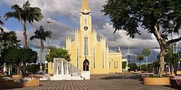 Igreja Matriz de Marco - CE Foto Prefeitura Municipal