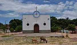 Marinheiros - Igreja na Vila dos Pracianos - Marinheiros-Foto:aryser