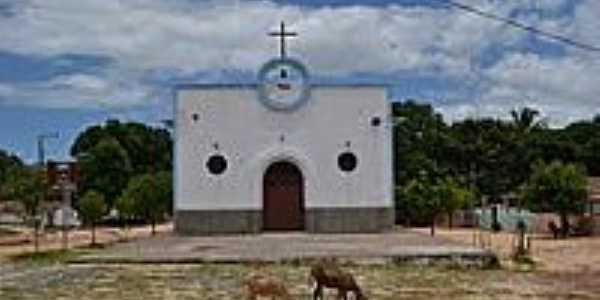 Igreja na Vila dos Pracianos - Marinheiros-Foto:aryser