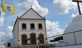 Marrecas - Marrecas-CE-Igreja da Sagrada Família-Foto:Diario do Nordeste