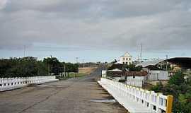 Marrecas - Marrecas-CE-Ponte do Povoado-Foto:WLuiz