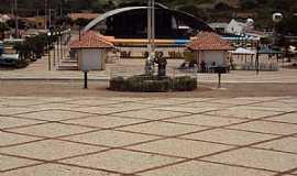 Marrecas - Marrecas-CE-Praça da Igreja-Foto:Alex Caracas