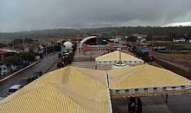 Marrecas - Marrecas-CE-Vista do centro-Foto:Alex Caracas