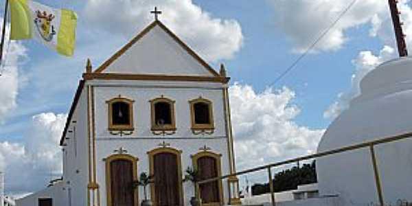 Marrecas-CE-Igreja da Sagrada Família-Foto:Diario do Nordeste