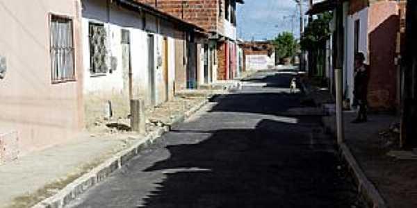 Marrocos-CE-Rua da Comunidade-Foto:fortaleza.ce.