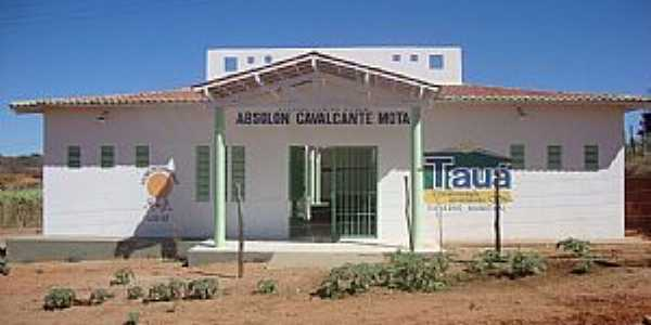 Marruás-CE-Hospital do Distrito-Foto:Fabiano Linhares