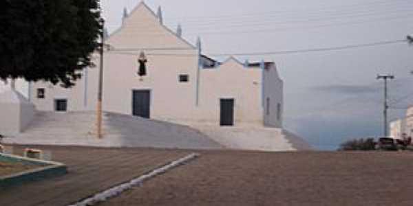 Marruás-CE-Igreja de Santa Rita de Cássia-Foto:Magno Lima