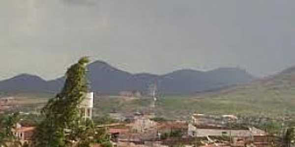 Marruás-CE-Vista do Distrito-Foto:Fabiano Linhares