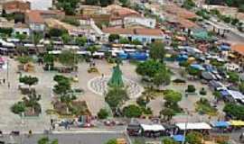 Martinópole - Praça da Matriz-Foto:Mardonio Miranda
