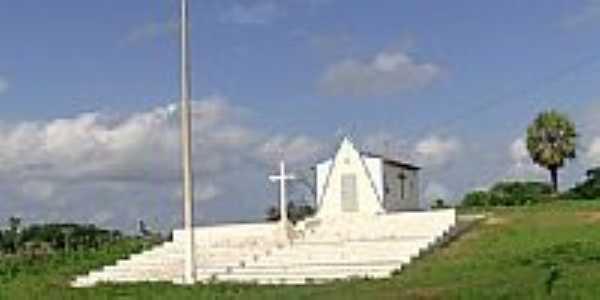 Capelinha em Martinópole-Foto:Helder Fontenele