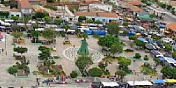 Praça da Matriz-Foto:Mardonio Miranda