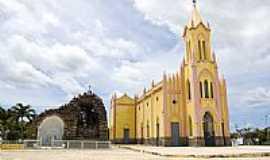 Massapê - Igreja -Foto  Paulo M. A. Vasconcelos