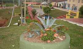 Porto Walter - Vista da praça Vicente Lopes