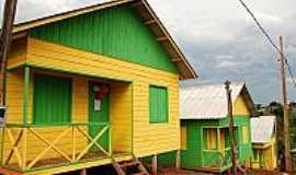 Porto Walter - Casas Populares em Porto Walter-Foto:JEZAFLU=ACRE=BRASIL