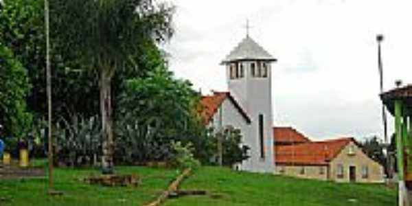 Igreja em Porto Walter-Foto:JEZAFLU=ACRE=BRASIL3