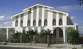 Mauriti - Igreja da Congrega��o Crist� do Brasil em Mauriti-Foto:Congrega��o Crist�.NET