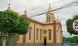Mauriti - Igreja Matriz-Par�quia de N.Sra.da Concei��o-Foto: Mac�lio Gomes